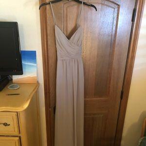 Bill Levkoff flattering bridesmaid dress 7020